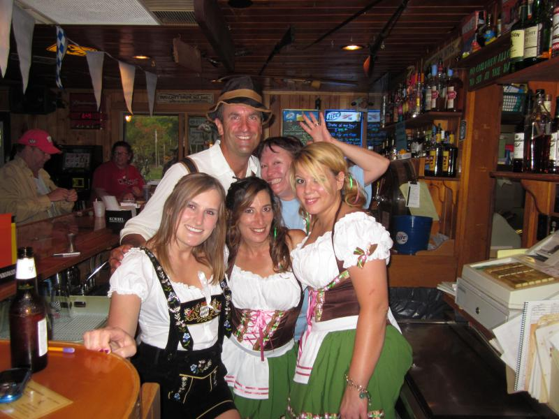 Pea Path Oktoberfest! Sept 27th 2014